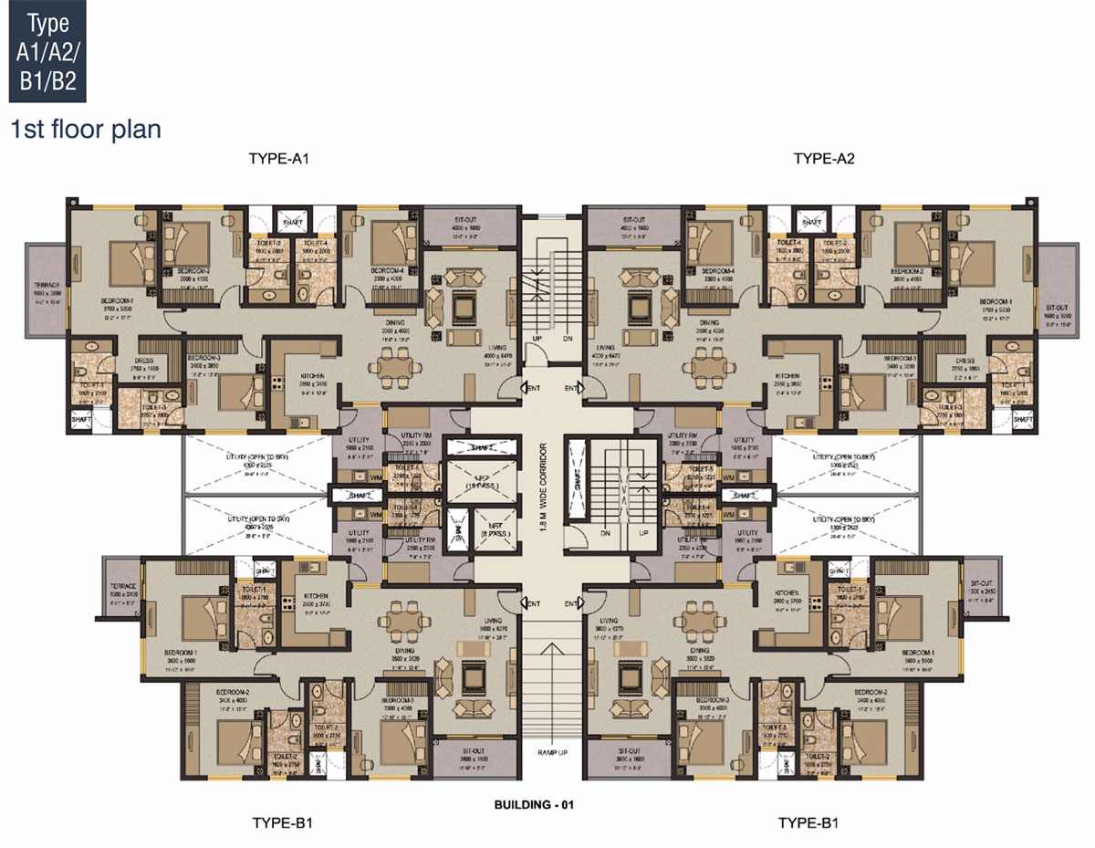 Sobha garnet kondhwa nibm road pune for Floor plan project