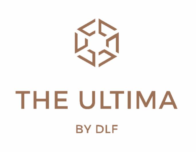 DLF The Ultima Logo