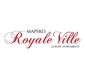 Mapsko Royale Ville  Logo