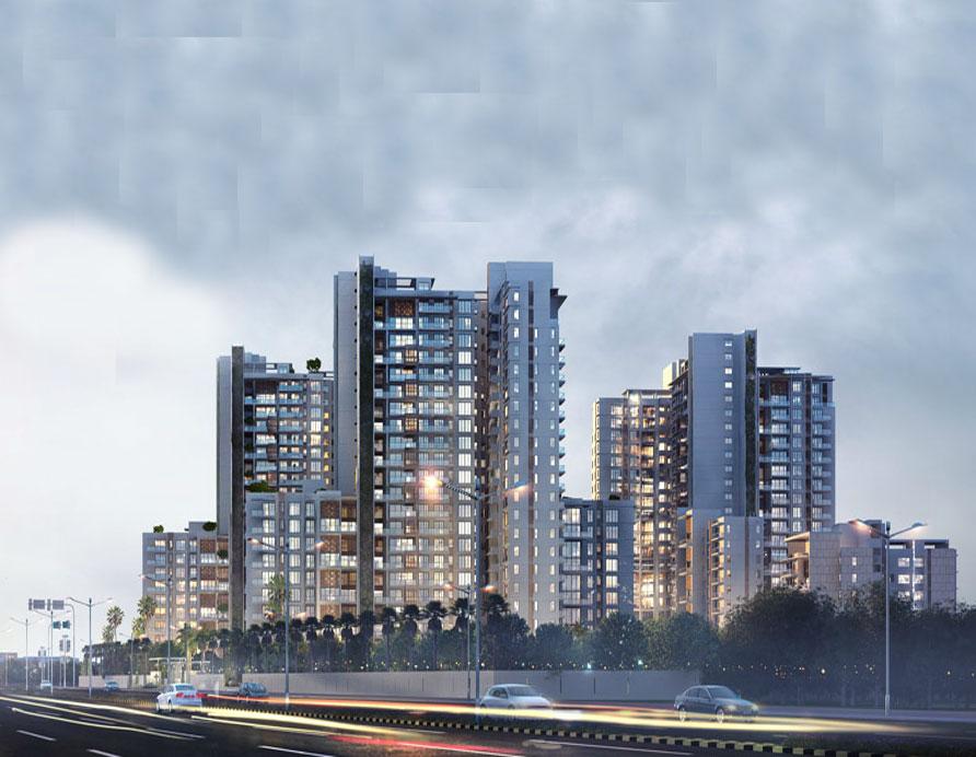 Tata Gurgaon Gateway Banner