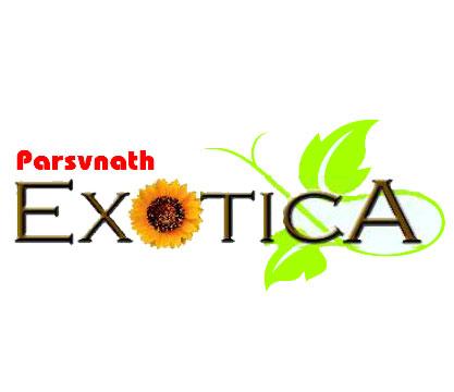 Parsvnath Exotica Logo