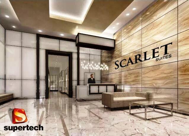 Supertech Scarlet Suites Banner