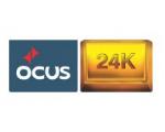 Ocus 24K Logo