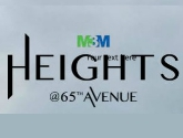 For Sale at M3M Heights 65th Avenue Logo