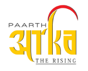 For Sale at Paarth Arka Logo