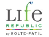 For Sale at Kolte Patil Life Republic Logo