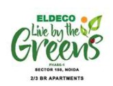 For Sale at Eldeco Live By The Greens Logo