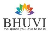 PVR Bhuvi Logo