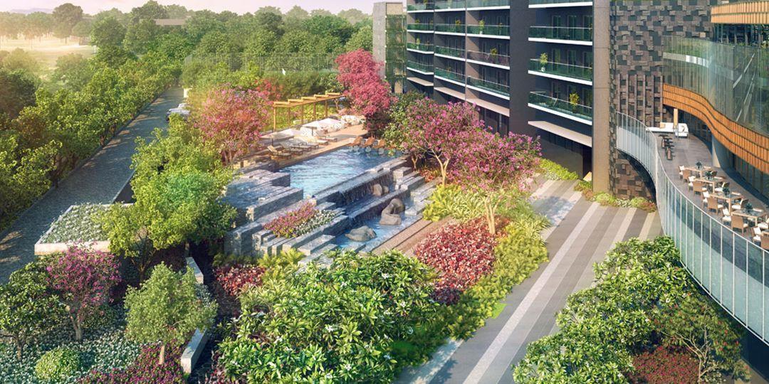 Krisumi Waterfall Residences