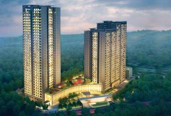 Krisumi Waterfall Residences Banner