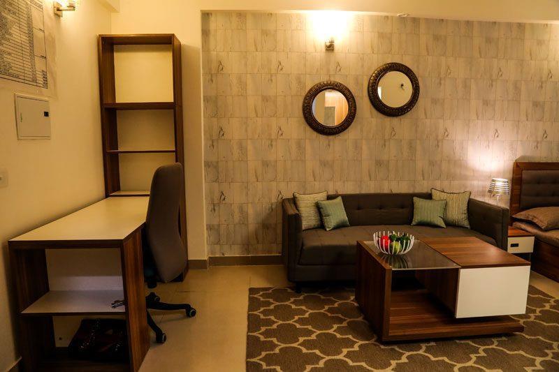 1 BHK Apartment 470 Sq  Ft  for Sale in Logix Blossom Zest Noida -  Zricks com