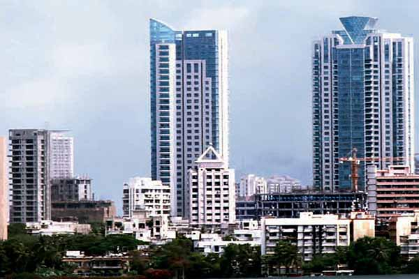 Ahuja Towers Banner