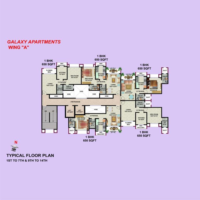 HDIL Galaxy Apartments, Kurla West, Eastern Express ...