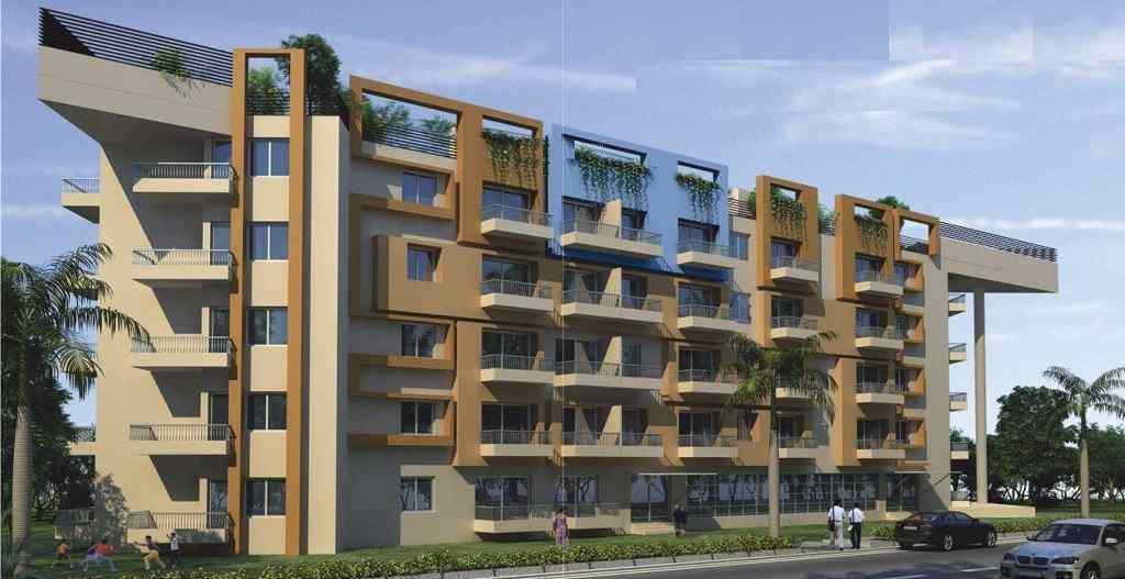 Unishire atrium jakkur jakkur main road bangalore for Residential atrium