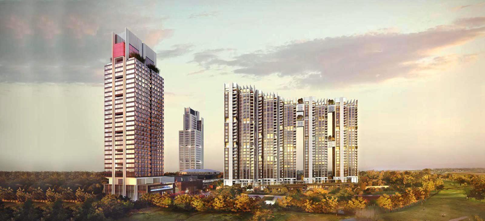 Ireo Grand Hyatt Residences Home Loan