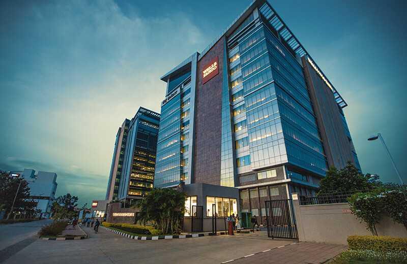 Bagmane World Technology Centre Banner
