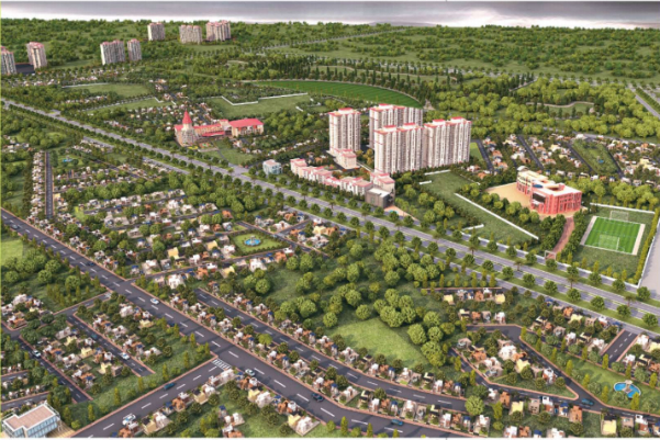 DLF Garden City Plots Home Loan