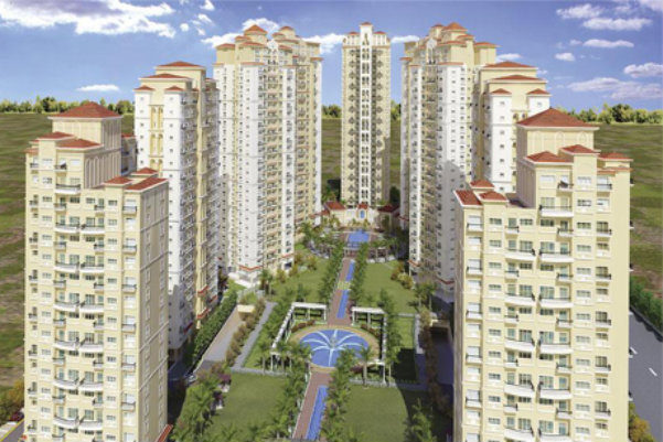 DLF New Town Heights I Home Loan