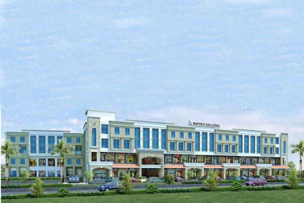 Mapsko Galleria Home Loan