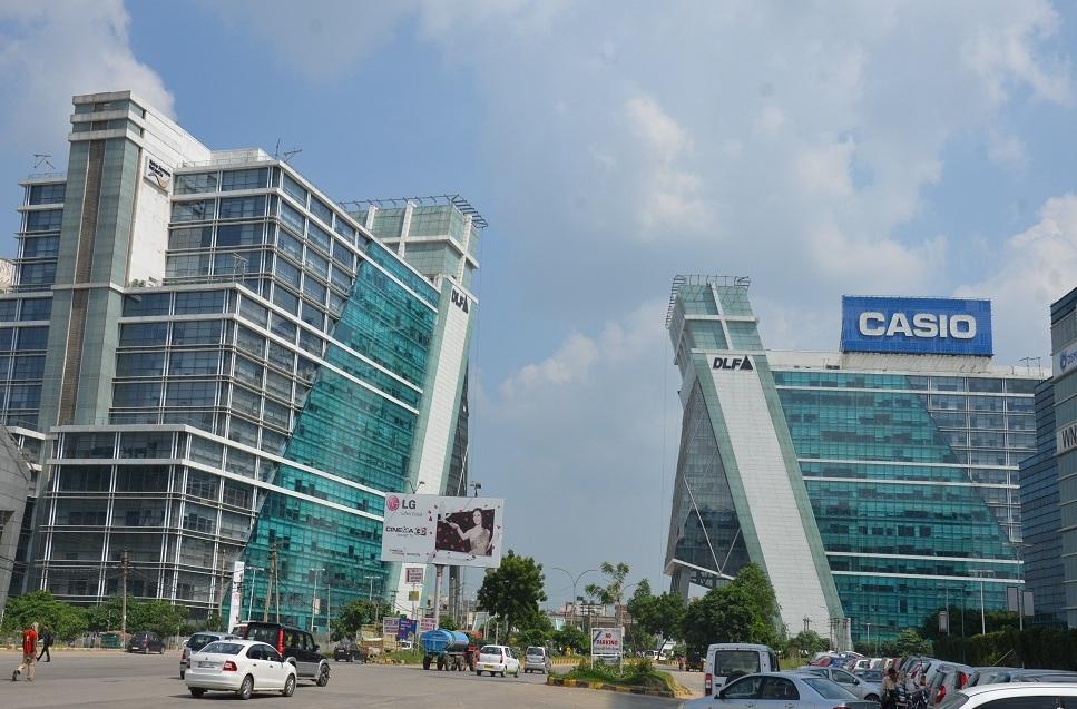 Dlf Building 9a 9b Dlf Phase Iii Nh 8 Gurgaon Zricks Com
