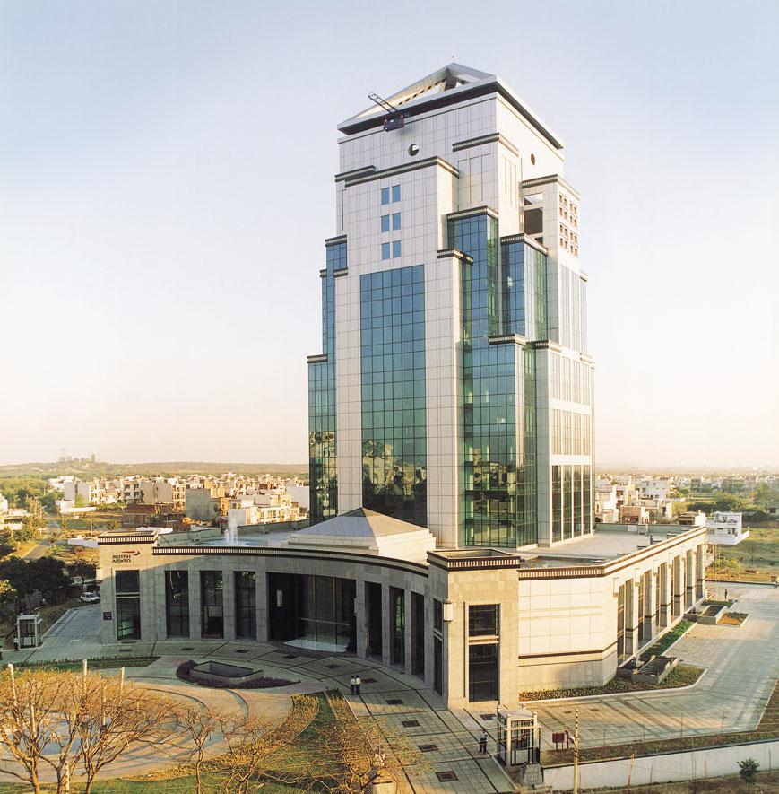 DLF Plaza Tower
