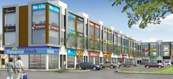 Vatika INXT Market Place 1 Home Loan