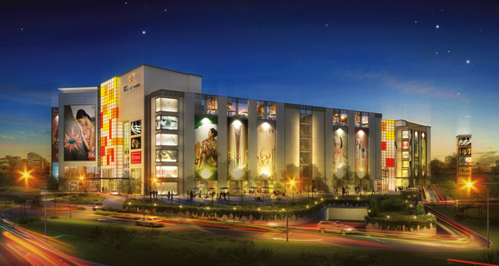 DLF Mall of India Home Loan