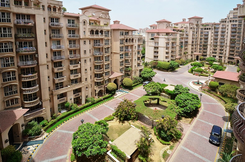 DLF Beverly Park I Home Loan