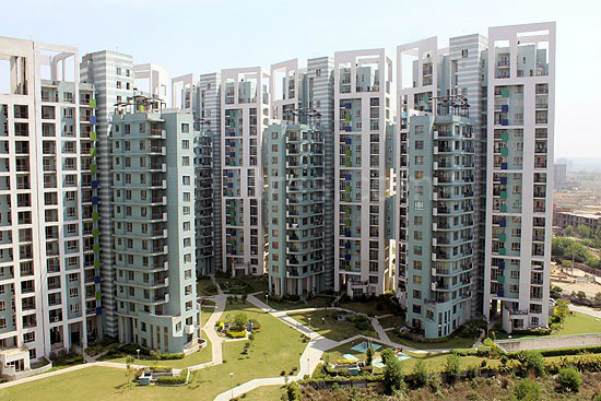 Unitech The Close North Home Loan