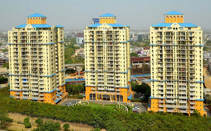 DLF Belvedere Towers Home Loan