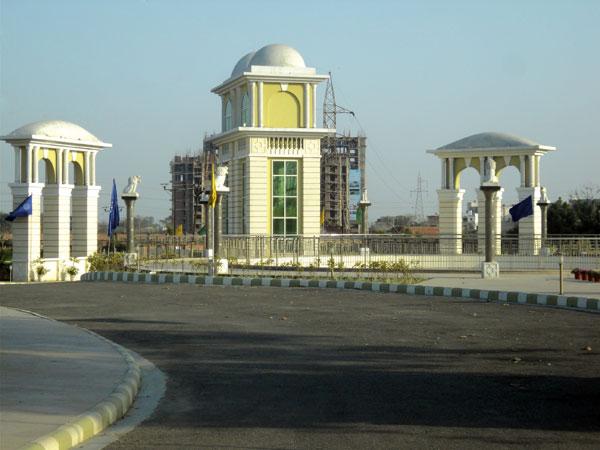 Supertech Meerut Sports City Home Loan
