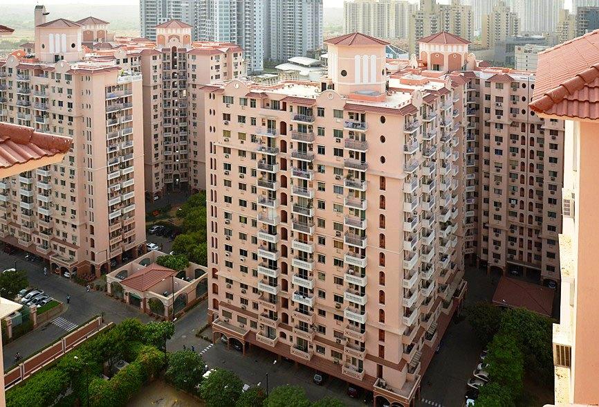 DLF Princeton Estate Home Loan