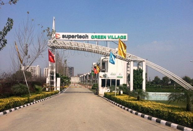 Supertech Green Village Home Loan