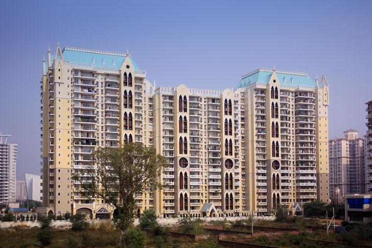 DLF Westend Heights Home Loan