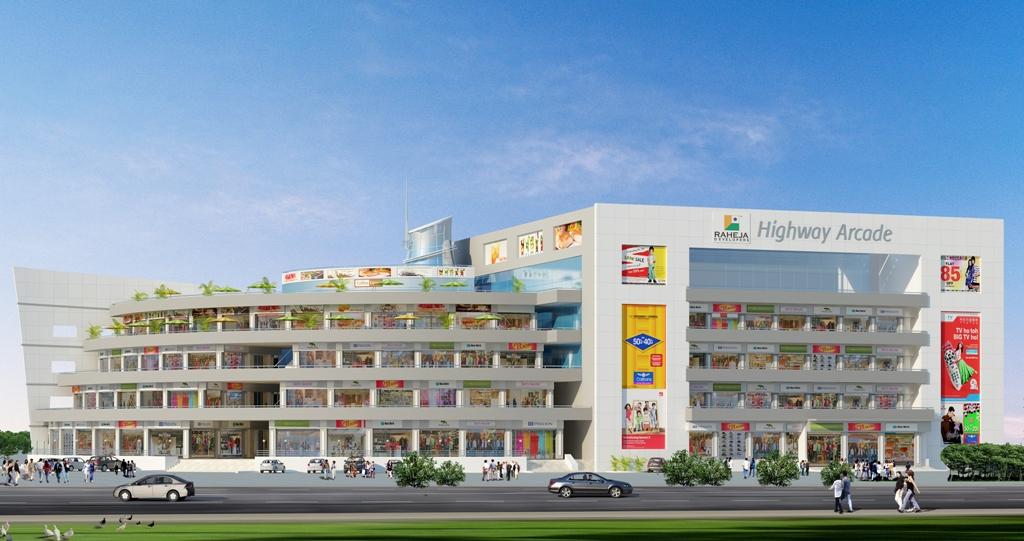 Raheja Highway Arcade Home Loan