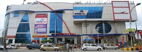 Supertech Shopprix Mall Home Loan