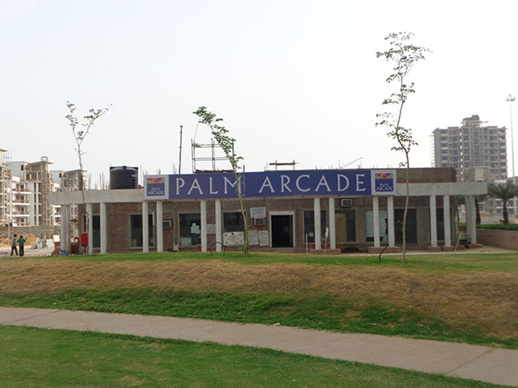 Emaar MGF Palm Arcade Home Loan