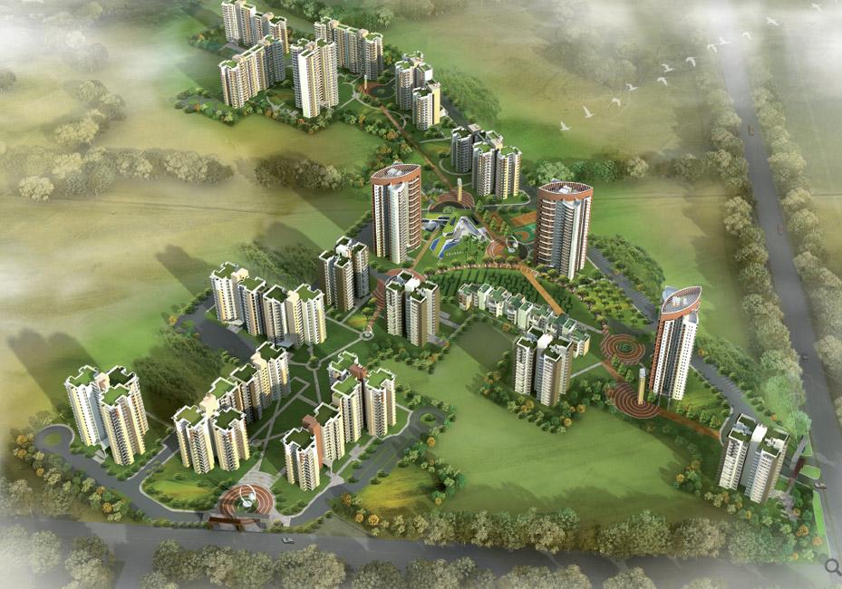 Orris 3C Greenopolis Home Loan