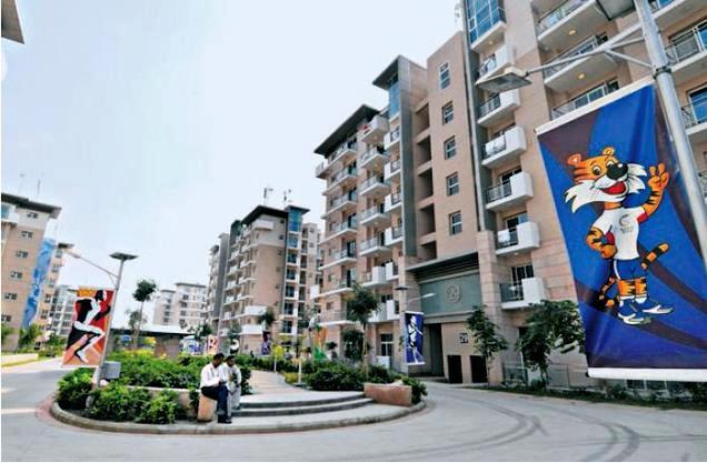 Emaar MGF Commonwealth Games Village 2010 Home Loan