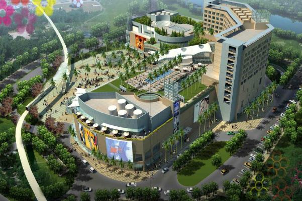 Gardens Galleria Mall Noida 9