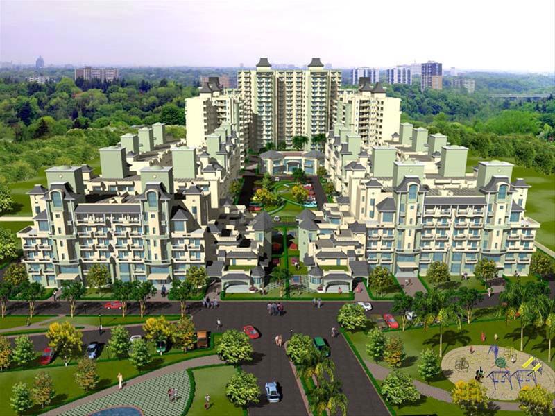 Parsvnath Green Ville Home Loan