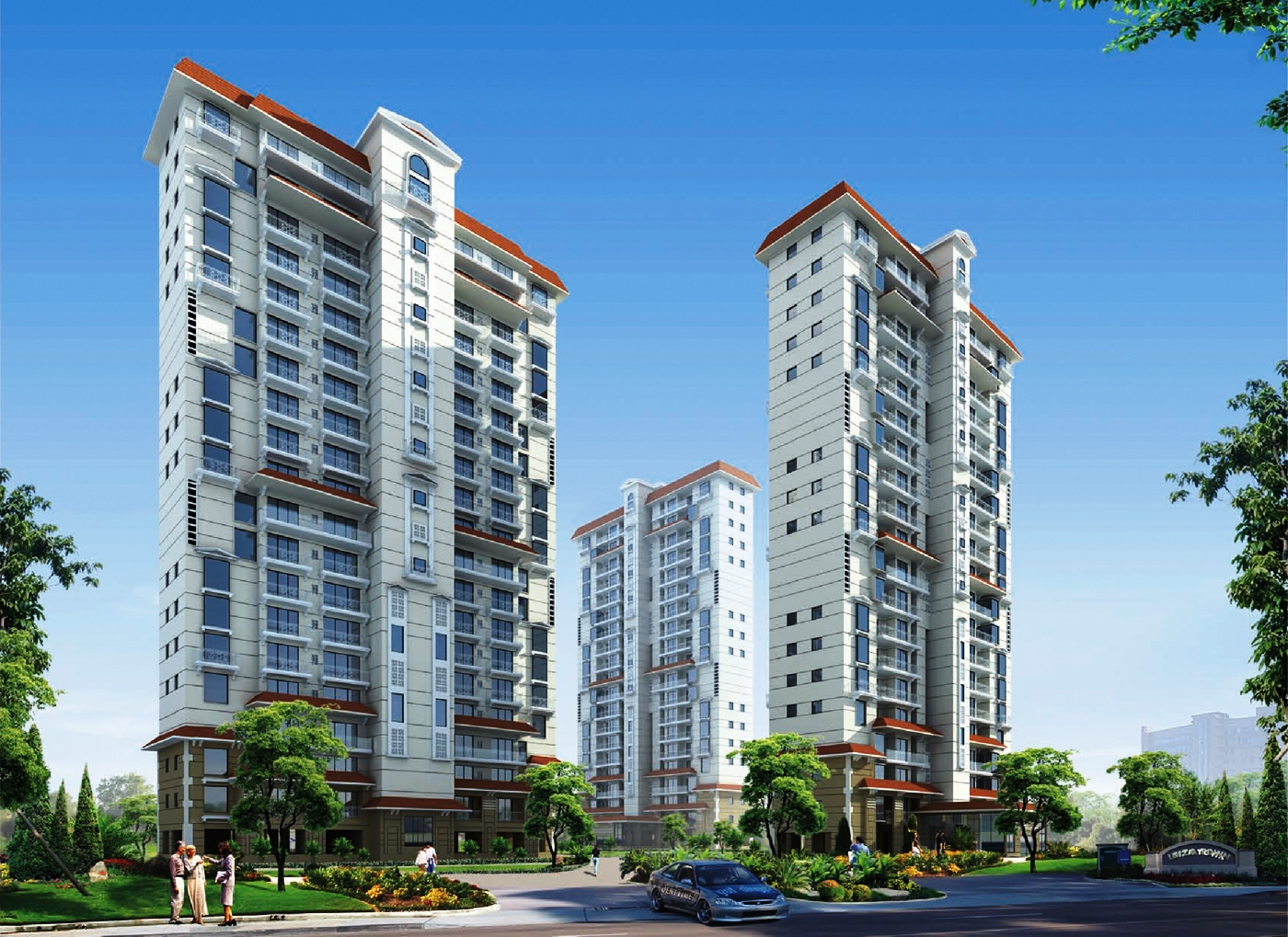 Krrish Shalimar Ibiza Town Home Loan