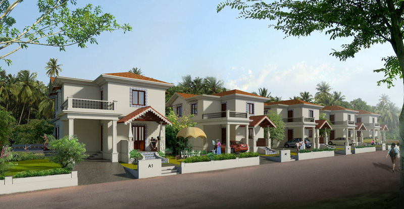 Orris The Villas 33 Home Loan