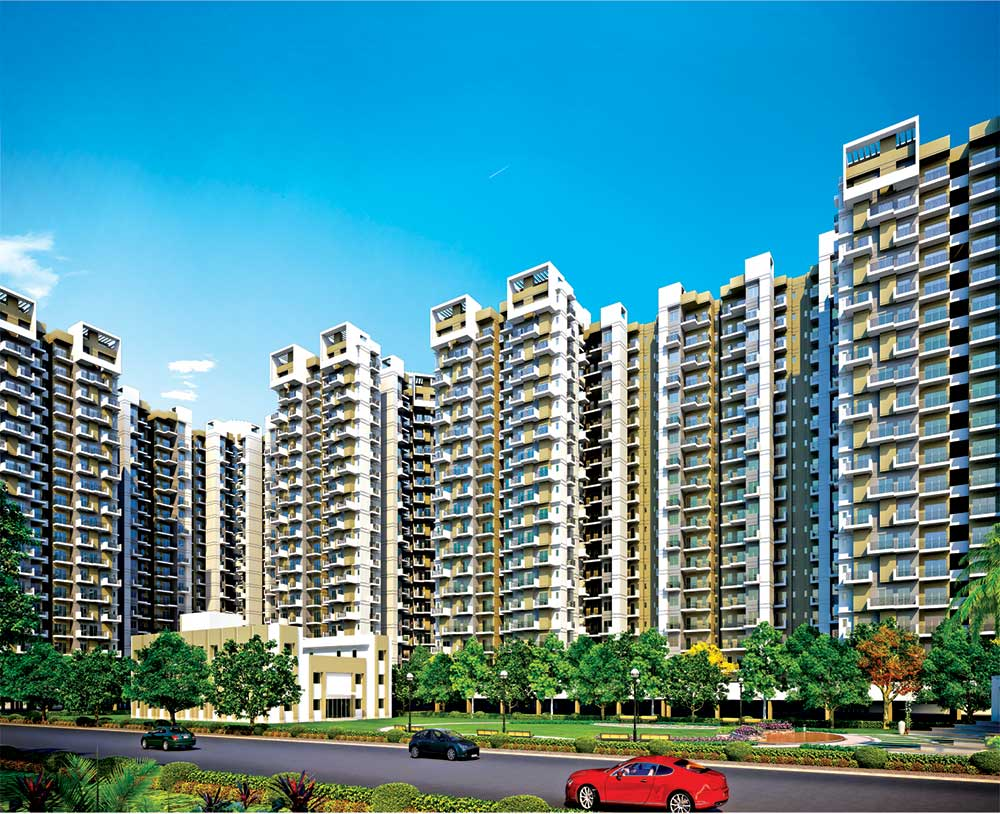 Amrapali Centurian Park Terrace Homes Home Loan