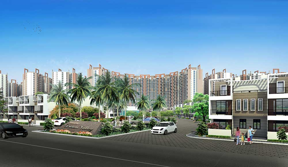Amrapali Dream Valley Home Loan