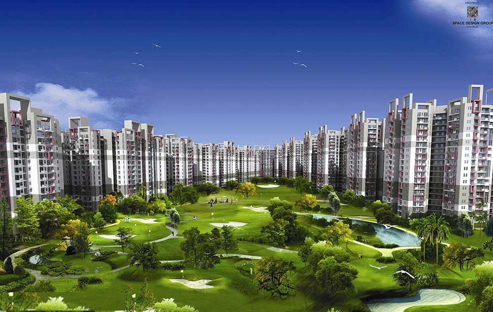 Amrapali Golf Homes Home Loan