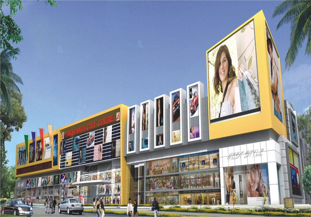 Parsvnath City Centre