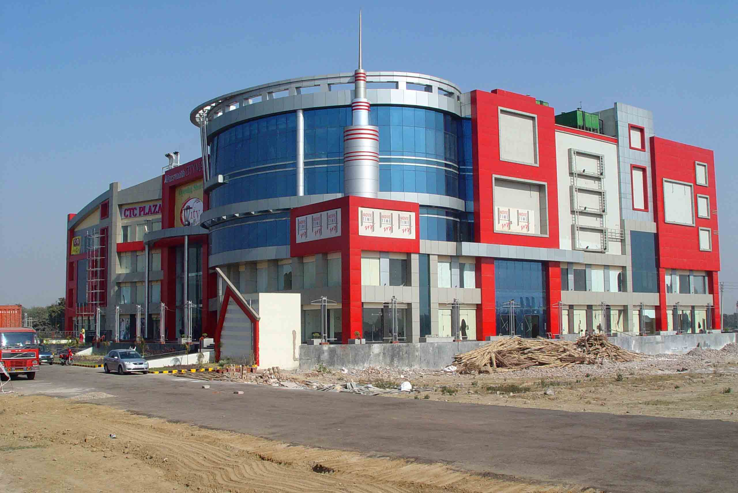Parsvnath City Mall Home Loan
