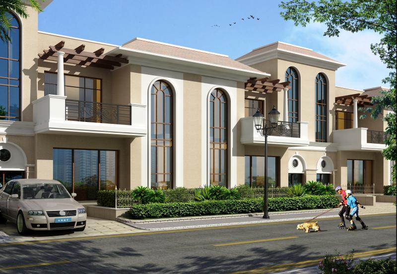 Omaxe Palm Villa Home Loan