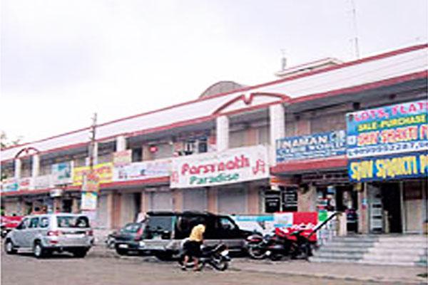 Parsvnath Paradise Arcade Home Loan
